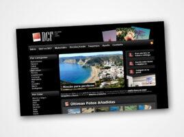 Diseño Web para Decorarconfotos