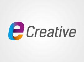 Diseño del logotipo eCreative