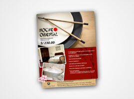 Newsletter para New Corpac Hotel