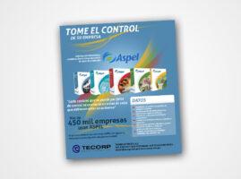 Newsletter para Tecorp